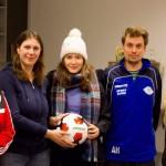 Frauenfußball Auftakttraining
