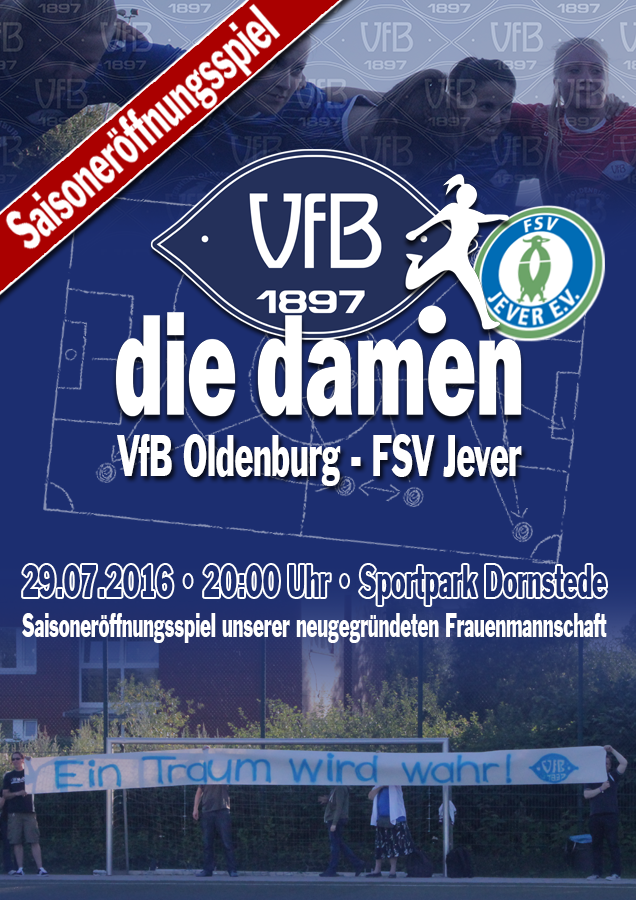 Auftaktspiel VfB Damen